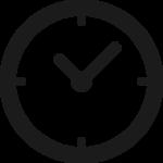Clock | Bruidsfotografie - Trouwfoto's - Bruidsreportage